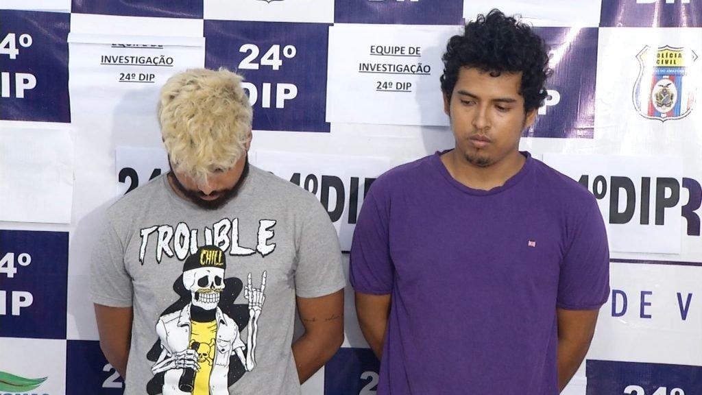 Filho de prefeito de interior do Amazonas é preso com 3 kg de drogas, em Manaus