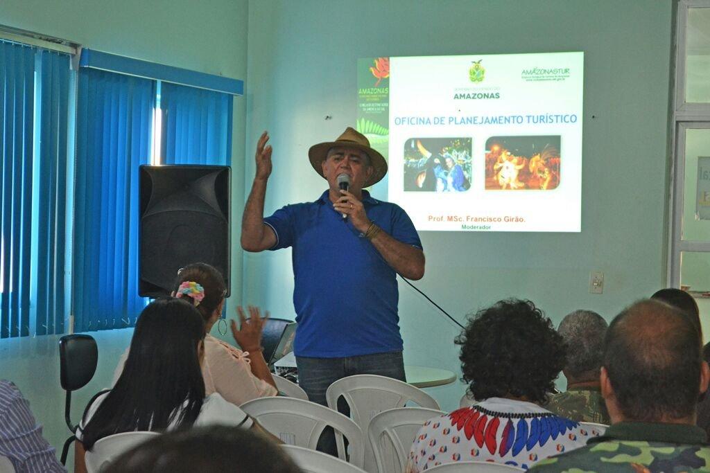 Governo do Amazonas cria programação para incentivar turismo em Parintins