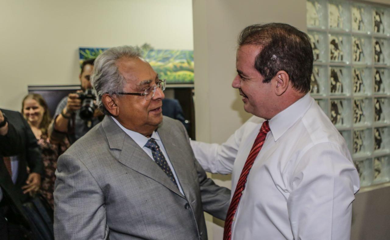 No Acre, Amazonino pede união de governadores na defesa da Amazônia