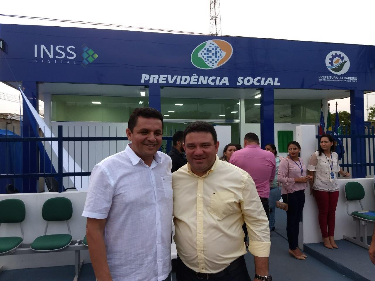 Amazonas ganha primeira unidade do INSS Digital