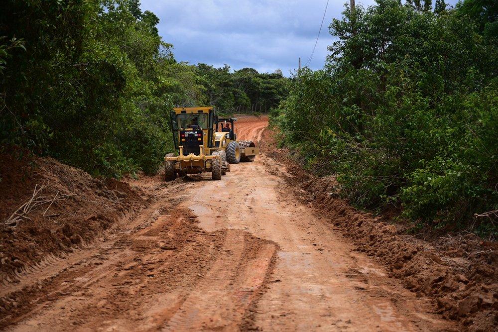 Governo inicia revitalização de ramais em 17 municípios