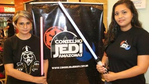 Dia da Astronomia tem introdução a astronomia e cosplayers de Star Wars