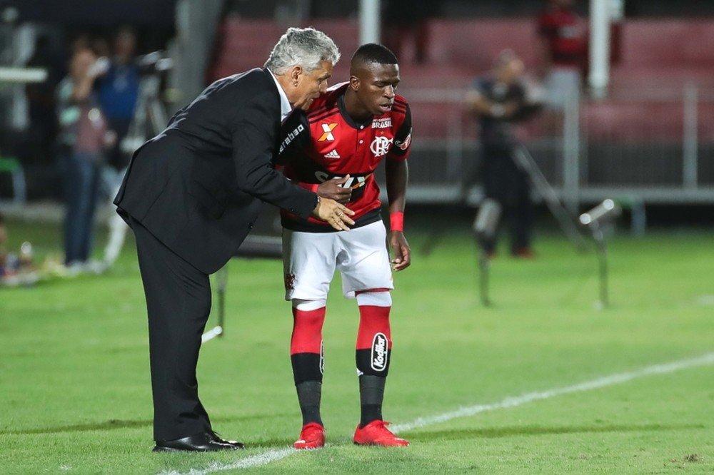 Choque de culturas: o que Rueda quer e o que atletas entendem no Flamengo