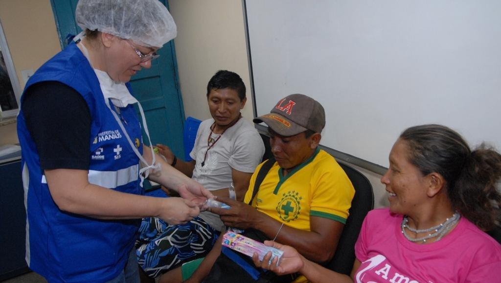 Governo do Amazonas é referência mundial em acolhimento aos refugiados venezuelanos