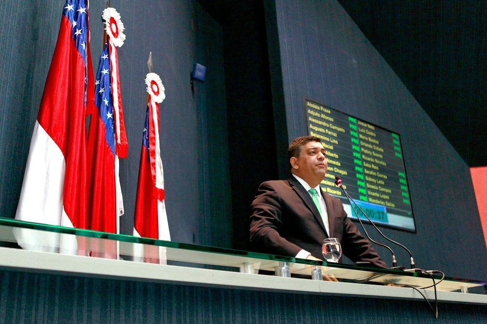"""""""Rio Negro pode virar reserva e afetar a economia"""", alerta Dermilson Chagas"""