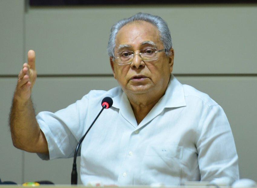 Governador Amazonino Mendes anuncia que apresentou Adin no STF para assegurar vantagens da Zona Franca de Manaus