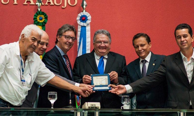 Luiz Castro destaca os 45 anos de atuação da OCB no Amazonas