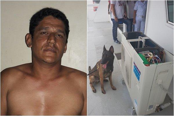 Operação Sentinela, apreende drogas escondidas no ar condicionado de embarcação em Tabatinga