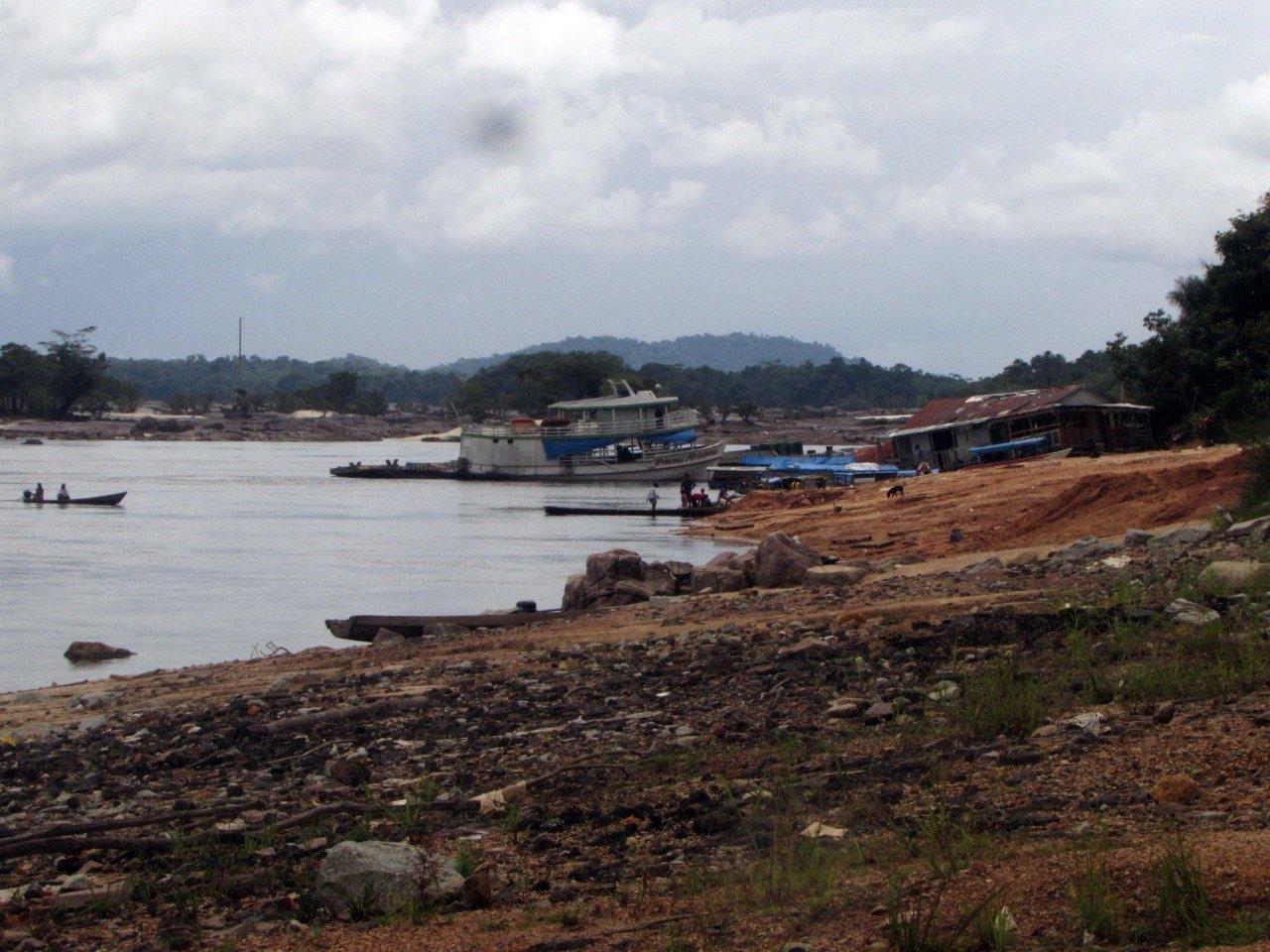 """Calha do Alto Rio Negro entra em """"Estado de Atenção"""" devido a estiagem"""