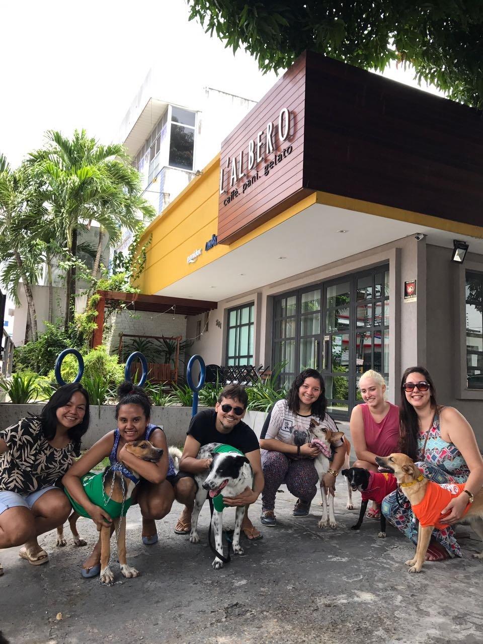 L'Albero realiza evento Café com Pet neste sábado em Manaus
