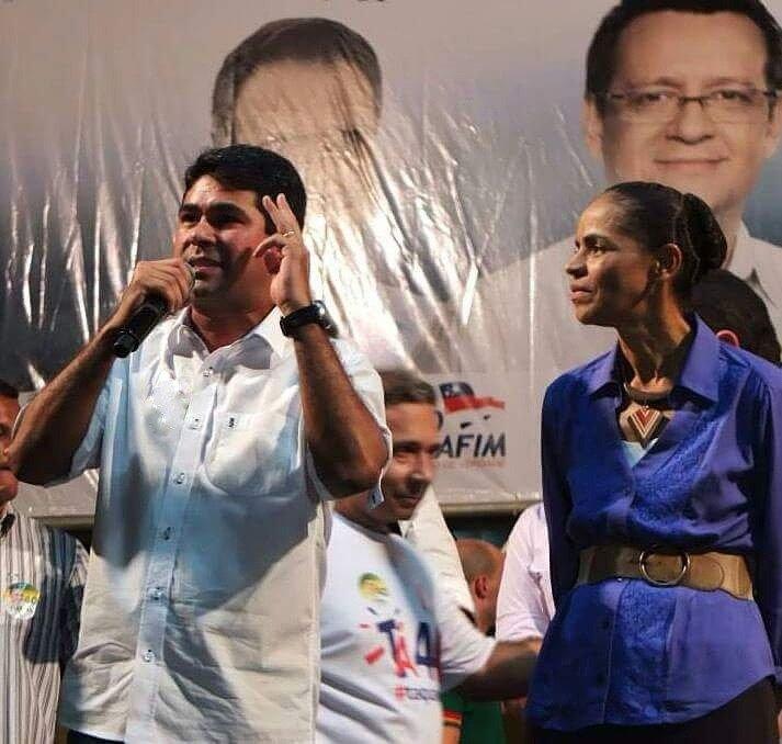 REDE lança pré-candidato ao governo do Amazonas