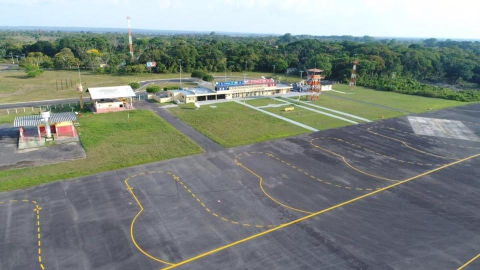 Aeroporto Júlio Belém, tem licença renovada pela ANAC