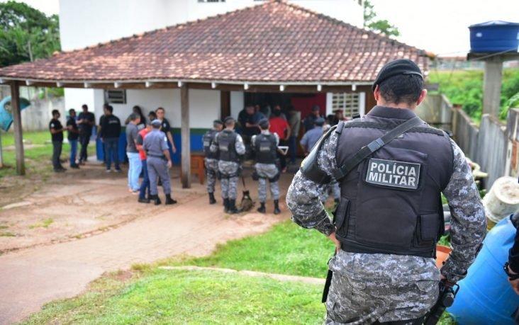 Dois homens são presos durante operação contra o tráfico no Careiro Castanho