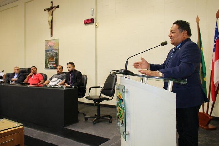 """""""Vocês não estão mais sozinhos"""", declarou Souza durante Audiência Pública em Itacoatiara"""