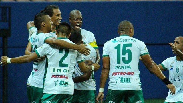 Manaus FC vence o Princesa e é campeão do returno do Barezão
