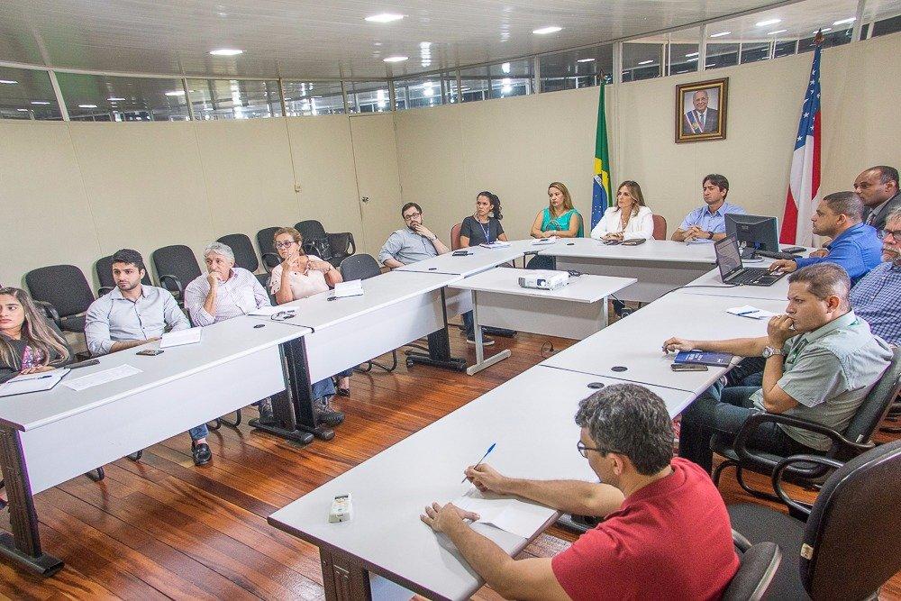 Sead reúne secretarias para plano conjunto de aperfeiçoamento da política de gestão de bens públicos do Estado