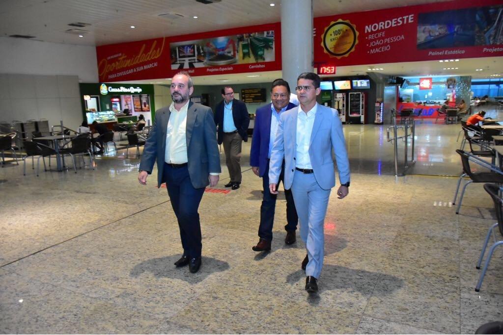 David propõe transformar 'Eduardinho' em terminal rodoviário