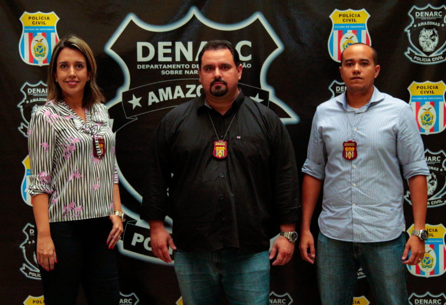 Polícia Civil comemora Dia Nacional de Combate às Drogas intensificando repressão a essa prática ilícita em todo Estado
