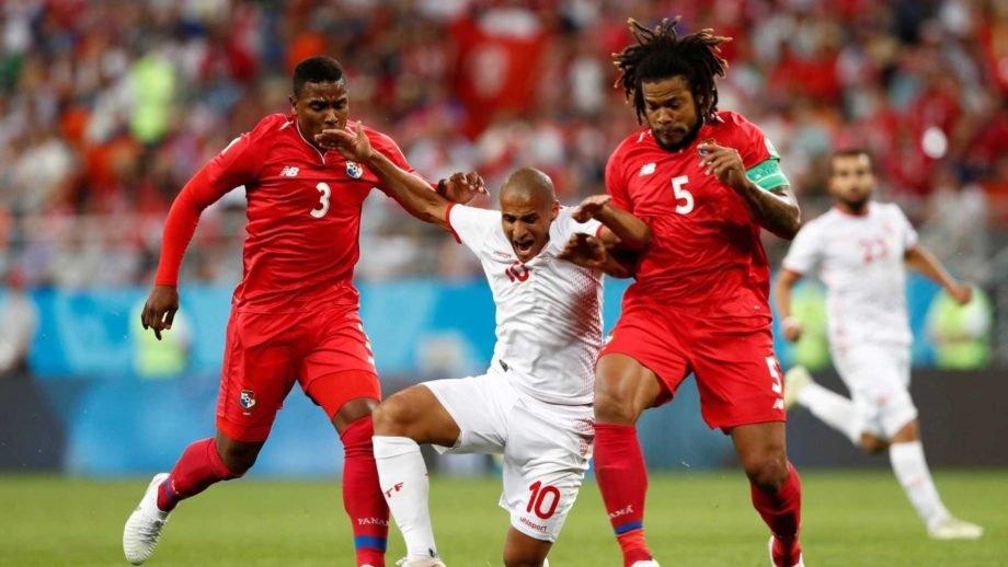 Tunísia vence o Panamá de virada no 'jogo do adeus' das duas seleções