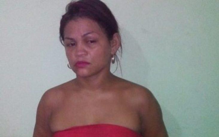Acusada de participação em assassinato é presa escondida na casa da mãe no município de Novo Aripuanã