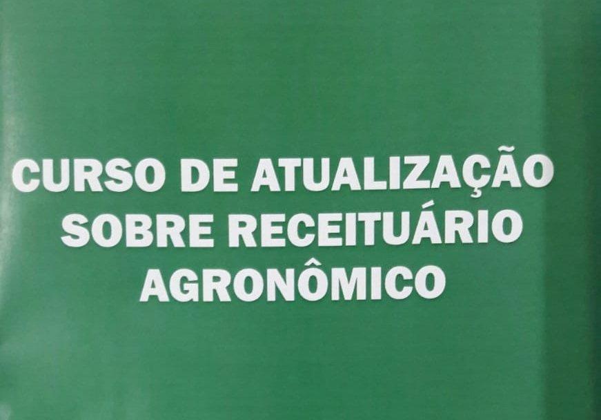 Sistema Sepror, junto da Ufam, Inpa, Embrapa e Crea/AM realizam curso de Atualização sobre Receituário Agronômico