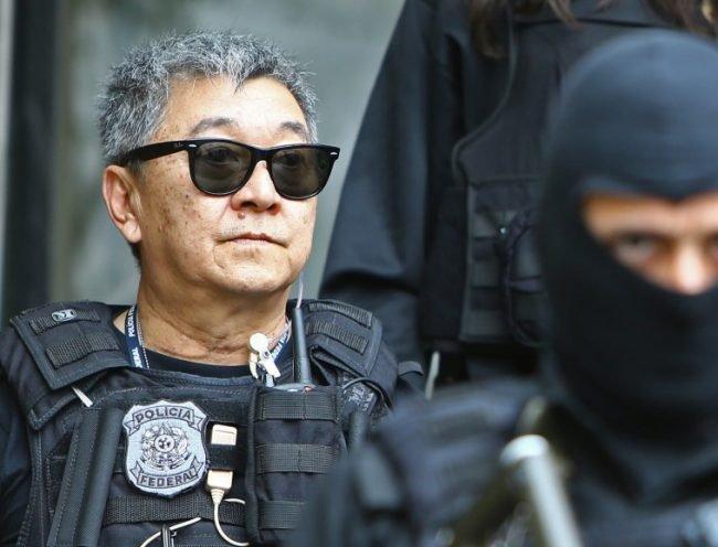 """Justiça de Foz do Iguaçu condena """"japonês da federal"""" à perda do cargo e multa"""