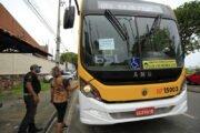Prefeitura garante gratuidade em ônibus e operação de trânsito especial para o próximo domingo