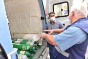 David Almeida afirma que prefeitura tem oxigênio suficiente