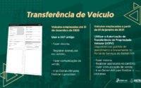 Detran-AM anuncia mudanças nos documentos de veículos