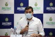 Wilson Lima destaca esforços para garantir o abastecimento de oxigênio nas unidades de saúde do Amazonas