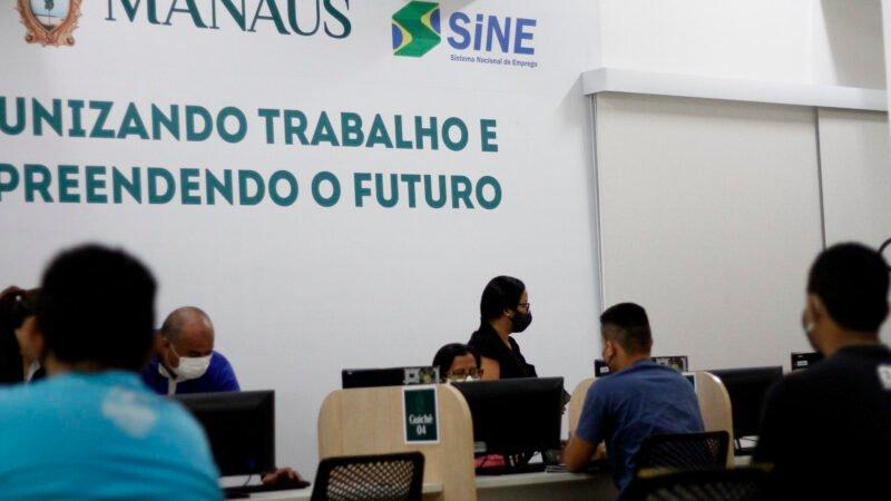 Sine Manaus divulga 53 vagas de emprego para esta sexta-feira, 30/4