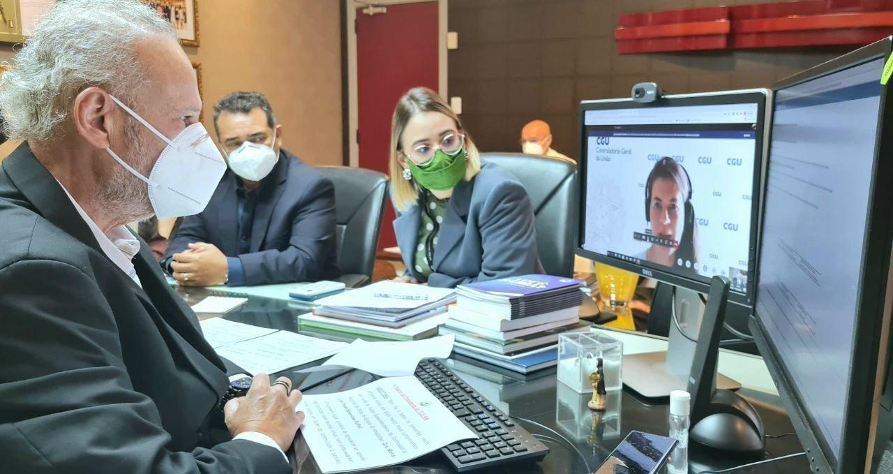 Tribunal de Contas e CGU assinam acordo de cooperação técnica para prevenção e combate à corrupção