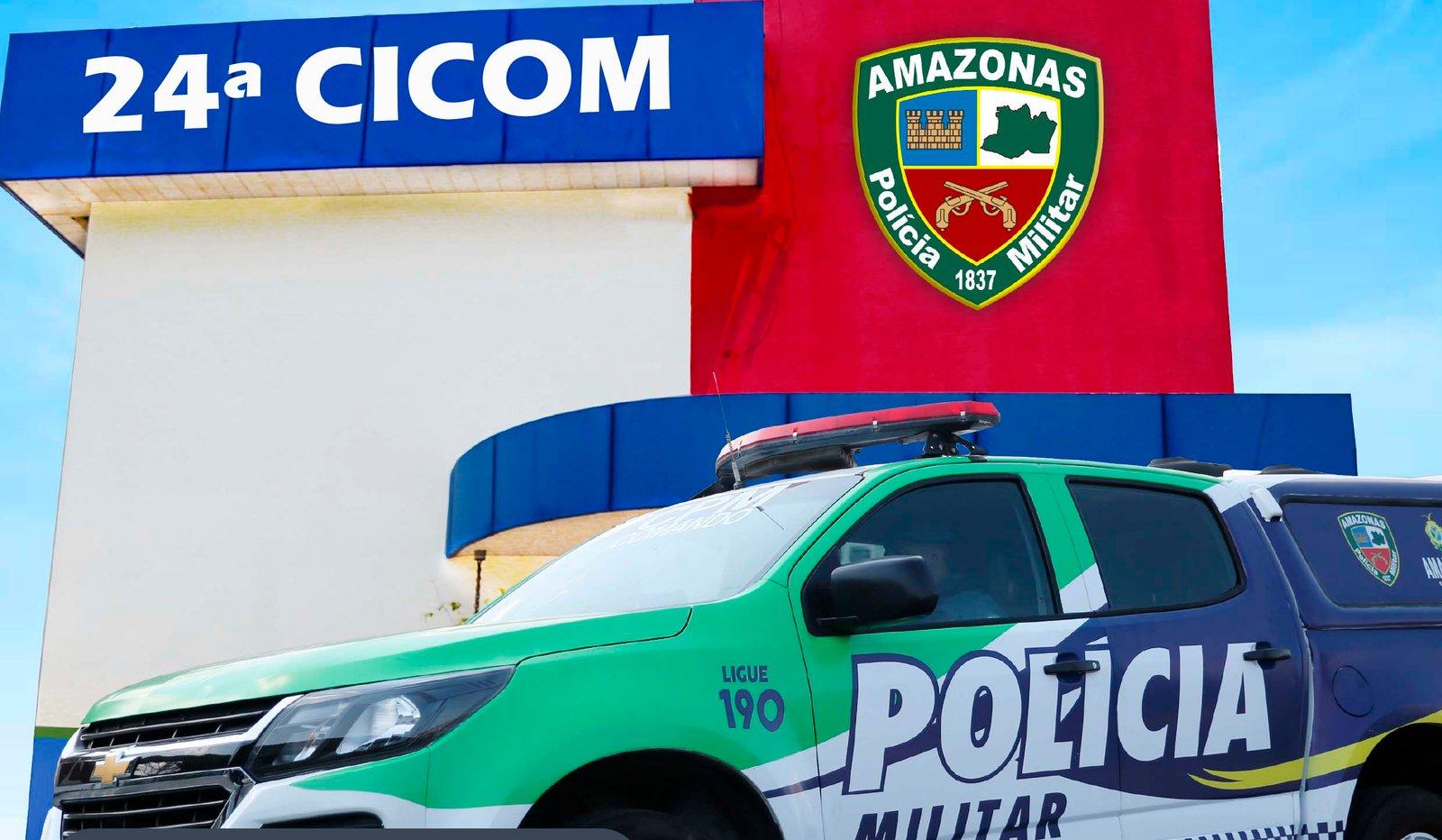 PMAM apreende adolescente e detém dois homens em ações no bairro Centro