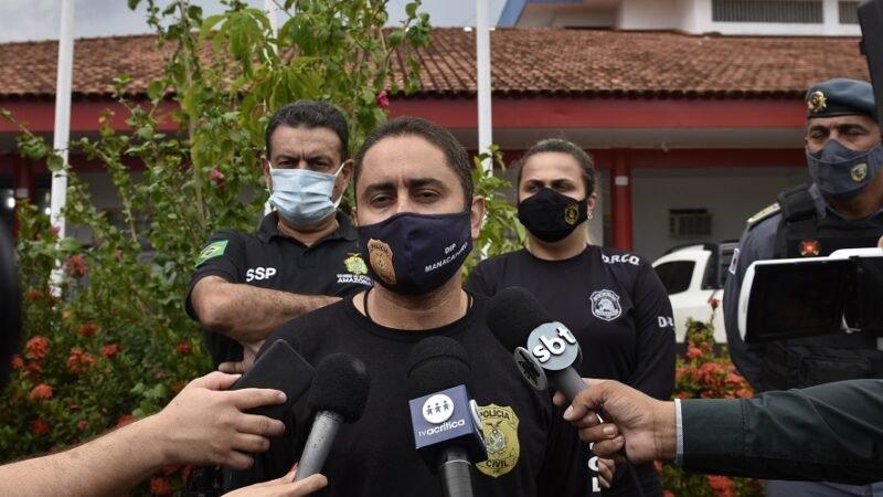 Em Manacapuru, PC-AM prende cinco pessoas envolvidas em tráfico de drogas e associação para o tráfico