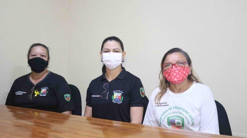 Projeto Anos Dourados, da PMAM, beneficia 120 idosos em Manaus