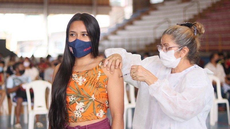 Prefeitura de Manaus terá 21 pontos para vacinação contra a Covid-19 nesta segunda-feira, 26/7
