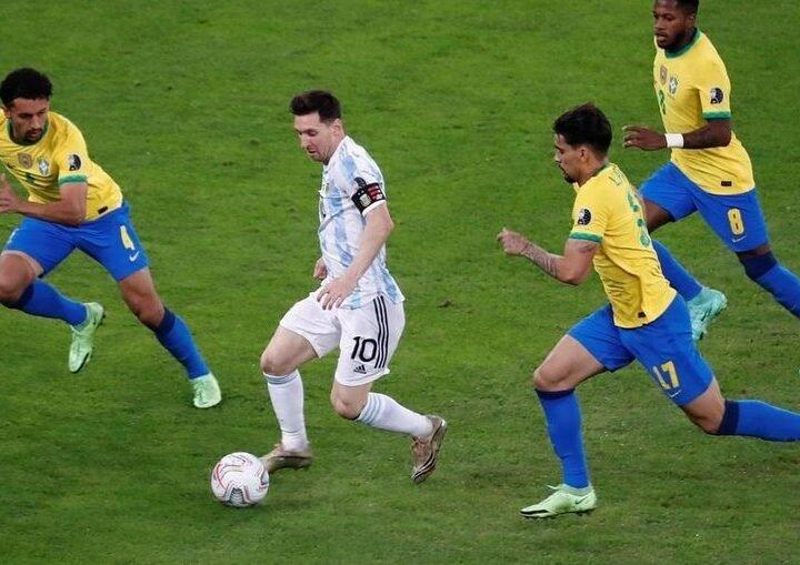 Brasil x Argentina tem autorização para receber 12 mil torcedores em São Paulo