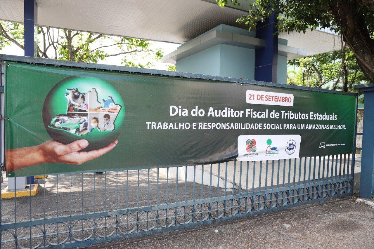 Sindifisco comemora Dia do Auditor Fiscal de Tributos Estaduais com campanha institucional e reforço na luta pela ampliação do quadro de auditores no Amazonas