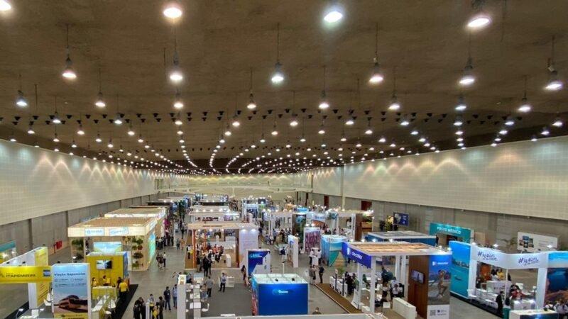 Amazonastur participa da maior feira de negócios de turismo da América Latina, a 48ª Abav Expo Collab