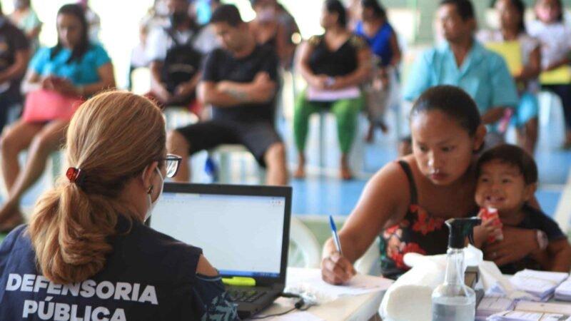 Defensoria Pública do Amazonas registra quase 2 milhões de atendimentos em quatro anos