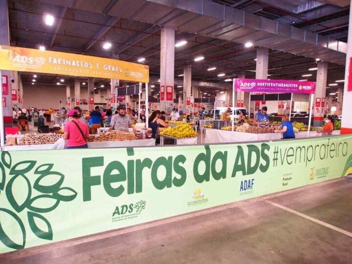 ADS realiza edição especial da Feira de Produtos Regionais no evento gastronômico Figa 21