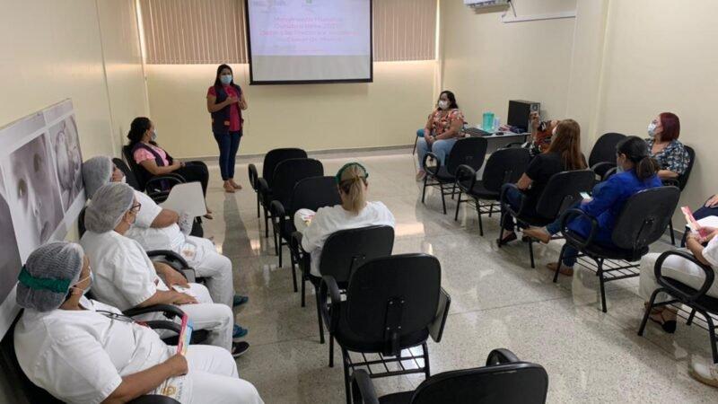 PREVENÇÃO – Maternidade Dr. Moura Tapajóz realiza programação alusiva ao 'Outubro Rosa'